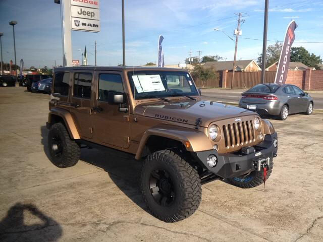 Brown Copper Pearl Jeep Wrangler Unlimited.html | Autos Post - photo#36